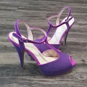 Elle Platform Stiletto Heel